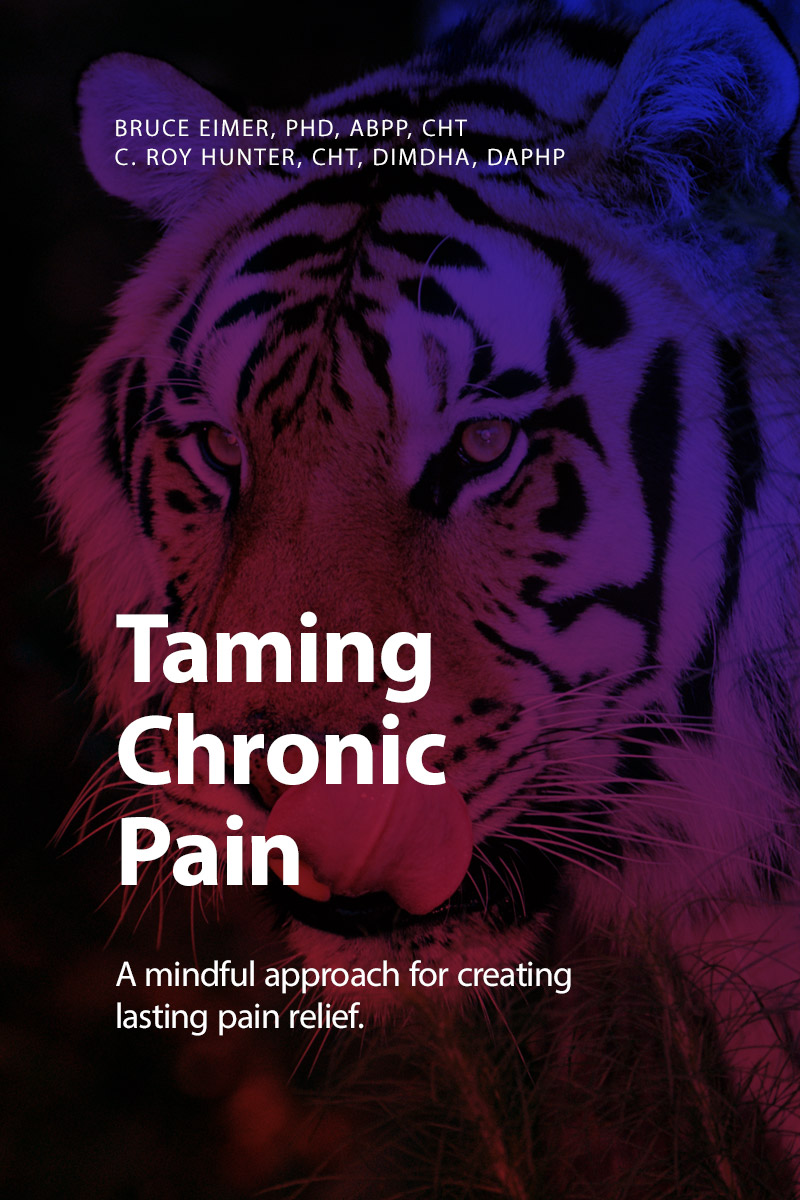 Taming Chronic Pain (Book Cover)